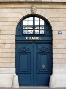 paris chanel