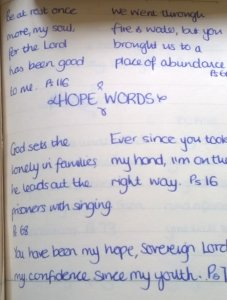 hope words 1