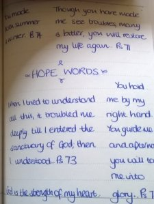 hope words 2